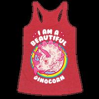 I Am A Beautiful Dinocorn