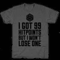 99 Hitpoints