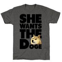 She Wants the Doge