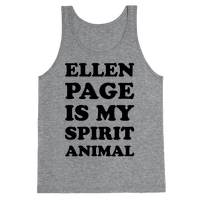 Ellen Page Is My Spirit Animal