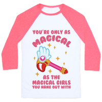 You're Only As Magical As The Magical Girls You Hang Out With
