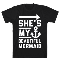 She's My Beautiful Mermaid