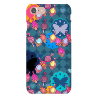Madoka Soul Gem Pattern Phonecase