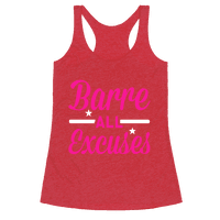 Barre all Excuses