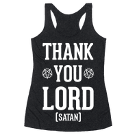 Thank You Lord (Satan)
