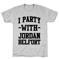 I Party with Jordan Belfort