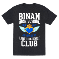 Binan High School Earth Defense Club (Blue)