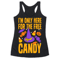 I'm Only Here For The Free Candy