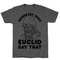 Geometry Fan? Euclid Say That