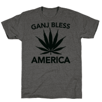 Ganj Bless America
