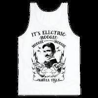 It's Electric Nikola Tesla