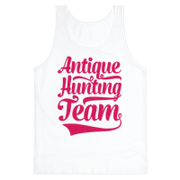 Antique Hunting Team Tank