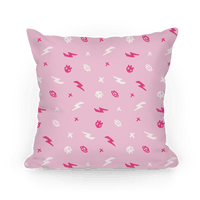 Punk Rock Pattern (Pastel Pink)