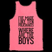 Milkshakes Neon