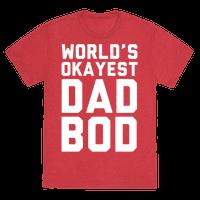 World's Okayest Dad Bod
