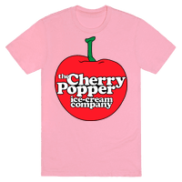 Cherry Popper Ice-Cream Company Shirt