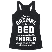 I'm An Animal In Bed