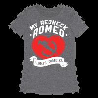 My Redneck Romeo Hunts Zombies
