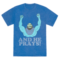 SKELETOR (AND HE PRAYS!) - VINTAGE