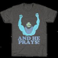 SKELETOR (AND HE PRAYS!) - VINTAGE