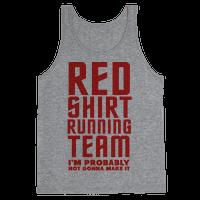 Red Shirt Running Team