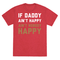If Daddy Ain't Happy