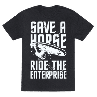 Save A Horse Ride The Enterprise