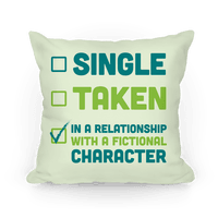 Dating A Fictional Character