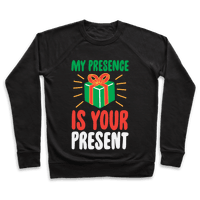 My Presence Is Your Present