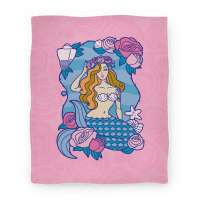 Nautical Tattoo Mermaid