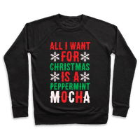 All I Want for Christmas is a Peppermint Mocha