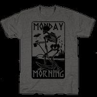 Monday Morning Death