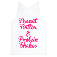 Peanut Butter & Protein Shakes