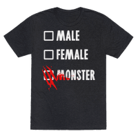 Male Female Monster