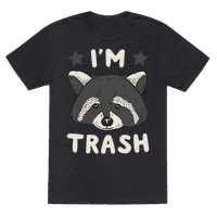 I'm Trash (Raccoon)