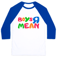Boys R Mean