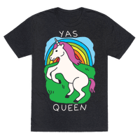 Yas Queen Unicorn