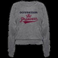 Occupation: Princess