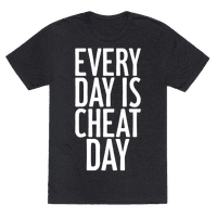 Every Day Is Cheat Day