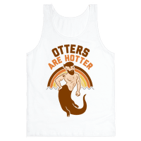 Otters Are Hotter Tank
