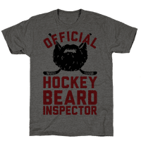 Official Hockey Beard Inspector