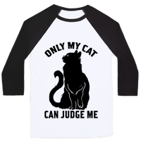 Only My Cat Can Judge Me