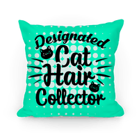 Designated Cat Hair Collector
