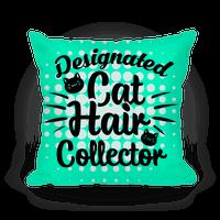 Designated Cat Hair Collector