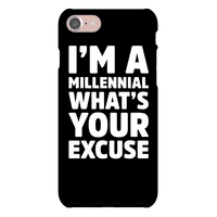 I'm A Millennial What's Your Excuse