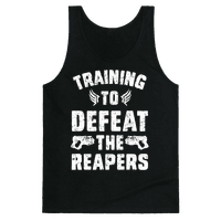 Training To Defeat The Reapers Tank