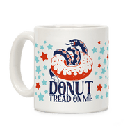 Donut Tread on Me