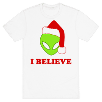 I Believe Christmas Aliens