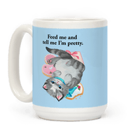 Feed Me and Tell Me I'm Pretty (Cat)
