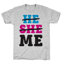 He She Me
